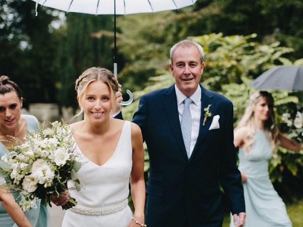 مهام ومسؤوليات لوالد العريس