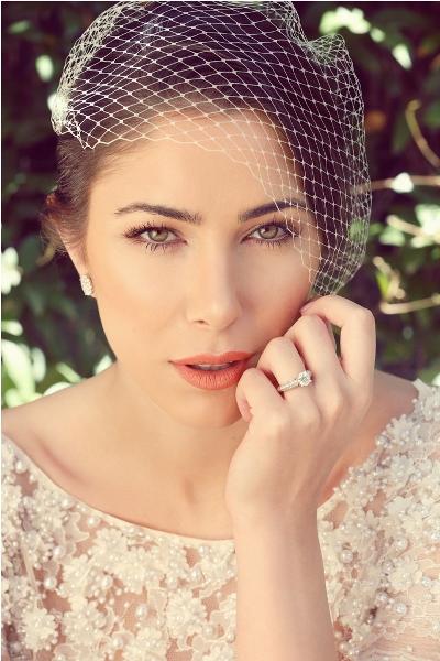 دانييلا رحمة عروس غلاف سيدتي
