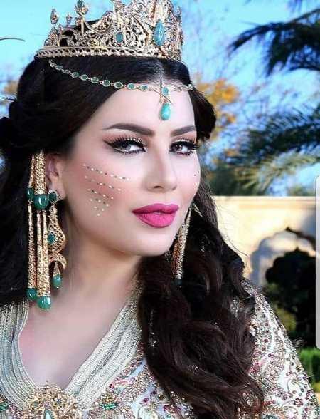 جمال العروس المغربية