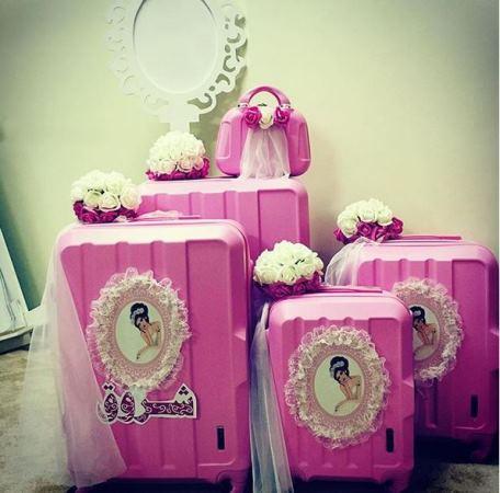 تجهيزات عروس