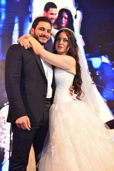 زفاف هبة مجدي