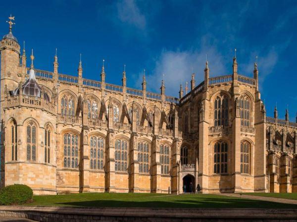 القصر الذي سيقام فيه حفل الزفاف
