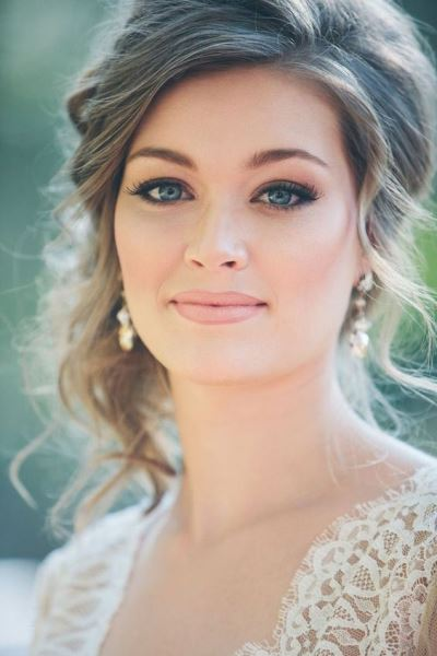 أحدث صيحات مكياج عروس 2018