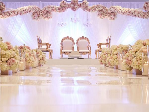 عناوين محلات تنسيق زهور الزفاف بالرياض