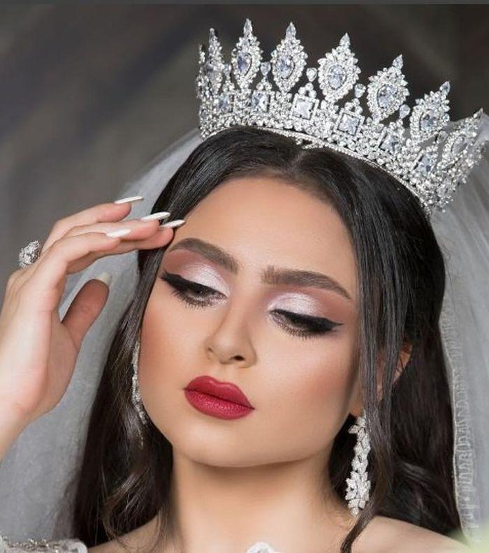 تاج العروس الملوكي