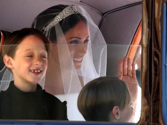 زفاف الأمير هاري وميغان ماركل