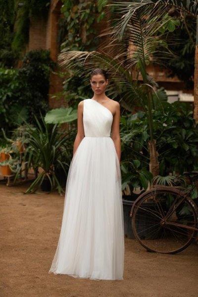 فستان زفاف زاك بوسن Zac Posen