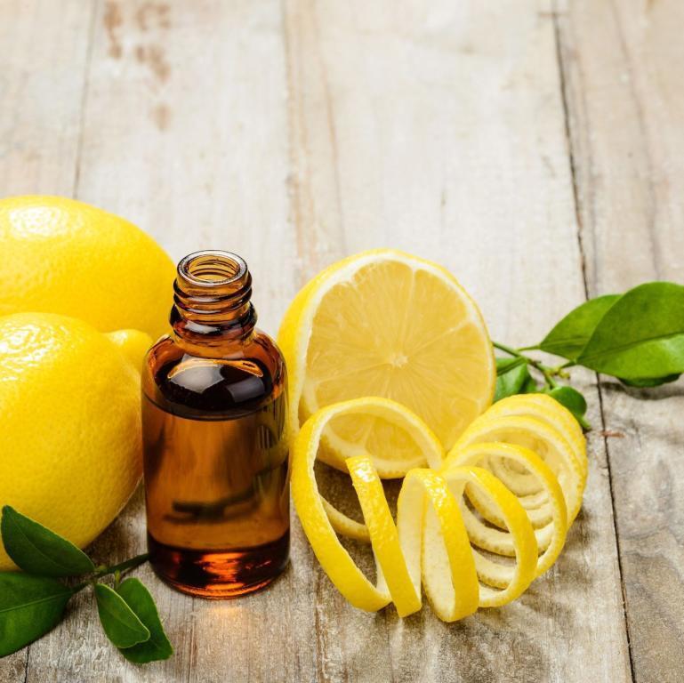 قناع الليمون