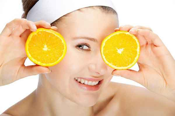 قناع البرتقال