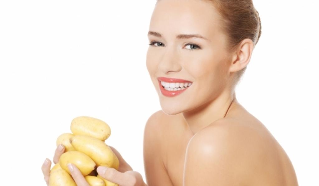 علاجات منزلية بماء البطاطس