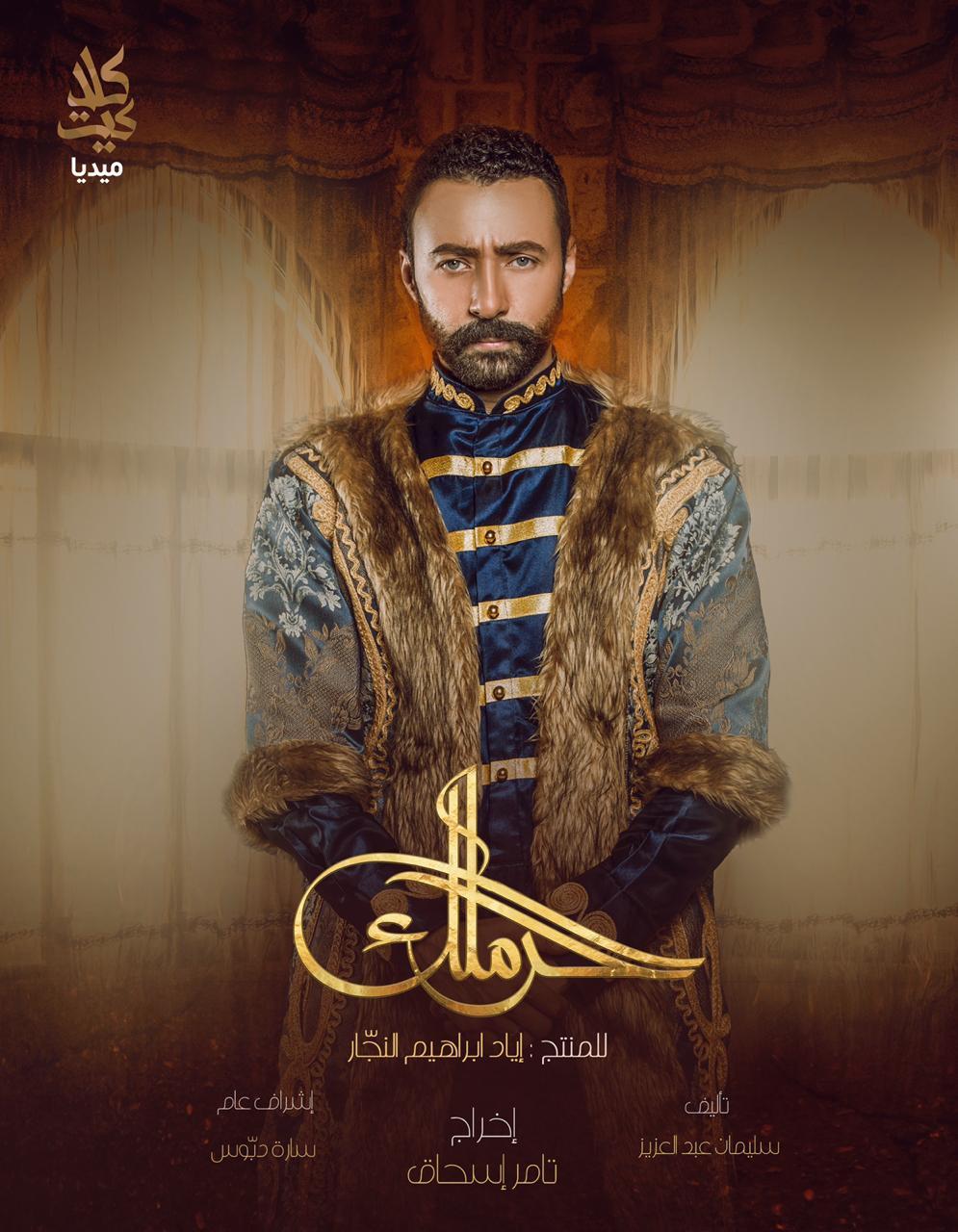 أحمد فهمي من مسلسل الحرملك