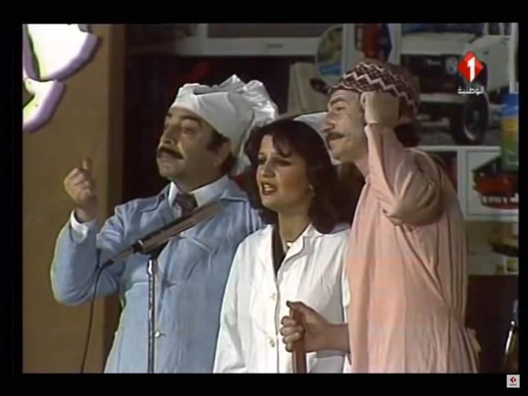 """الراحلة في مسرحية """"كاسك يا وطن"""""""