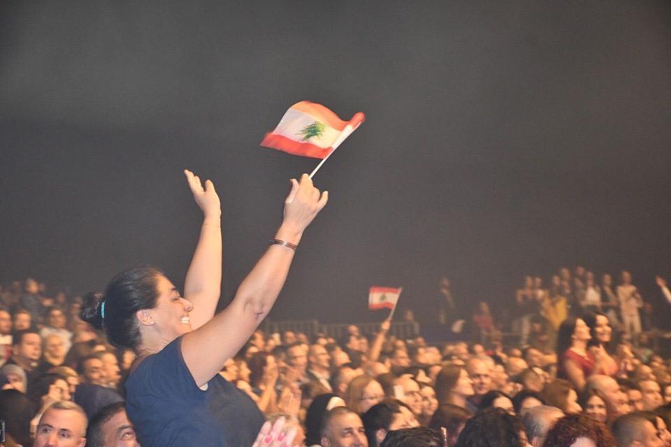 جمهور مهرجان القبيات