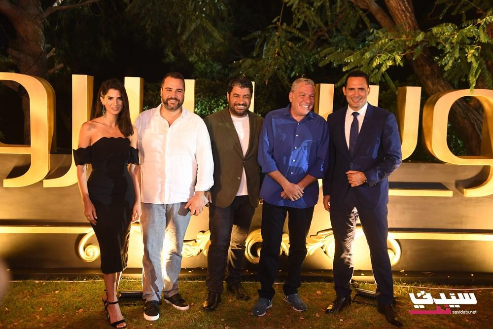 """نجوم وأبطال مسلسل """"عروس بيروت"""""""