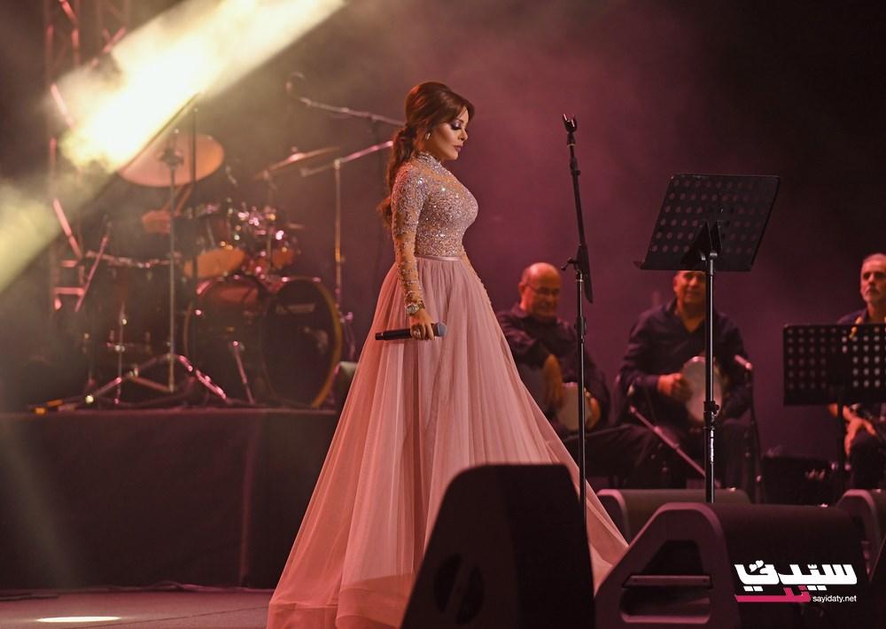 سارة الهاني من مهرجانات صيدا