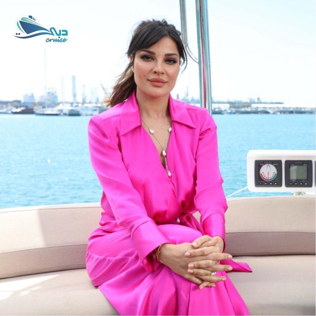 الممثلة نادين نسيب نجيم