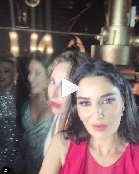فيديو نشرته سيرين عبد النور