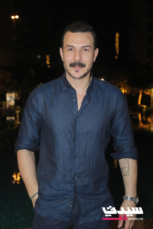 الممثل باسل خياط