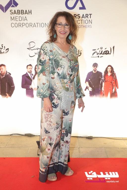 الممثلة نوال كمال