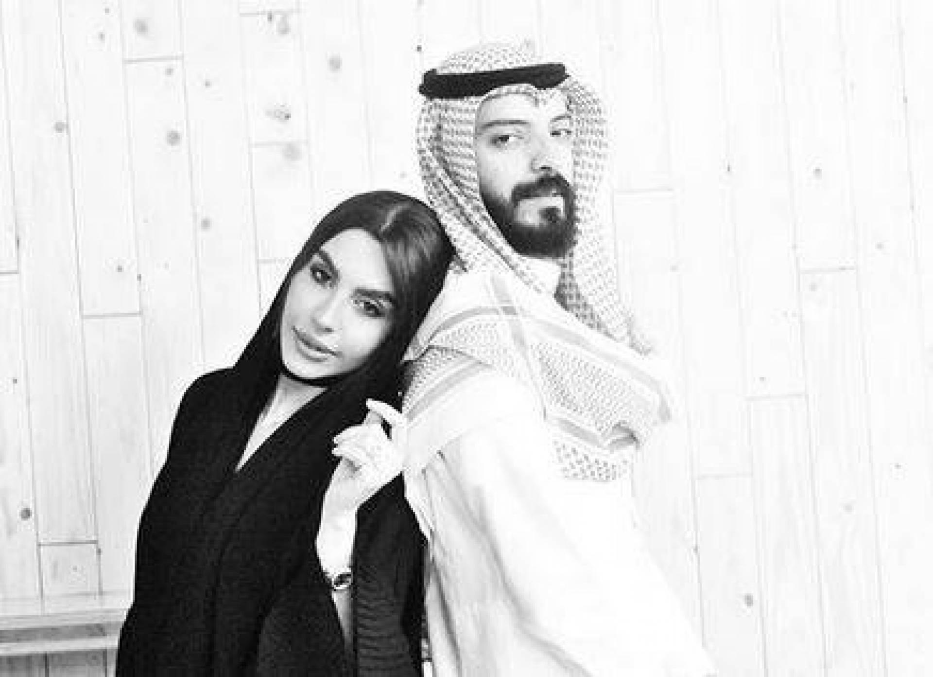 ليلى اسكندر ويعقوب الفرحان