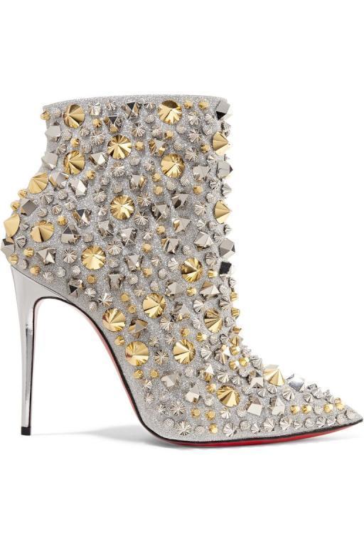 حذاء الكاحل