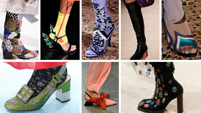 صور أحذية غريبة
