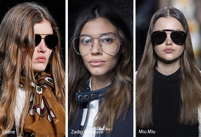 نظارات شمسية لموسم fall winter2019-2020