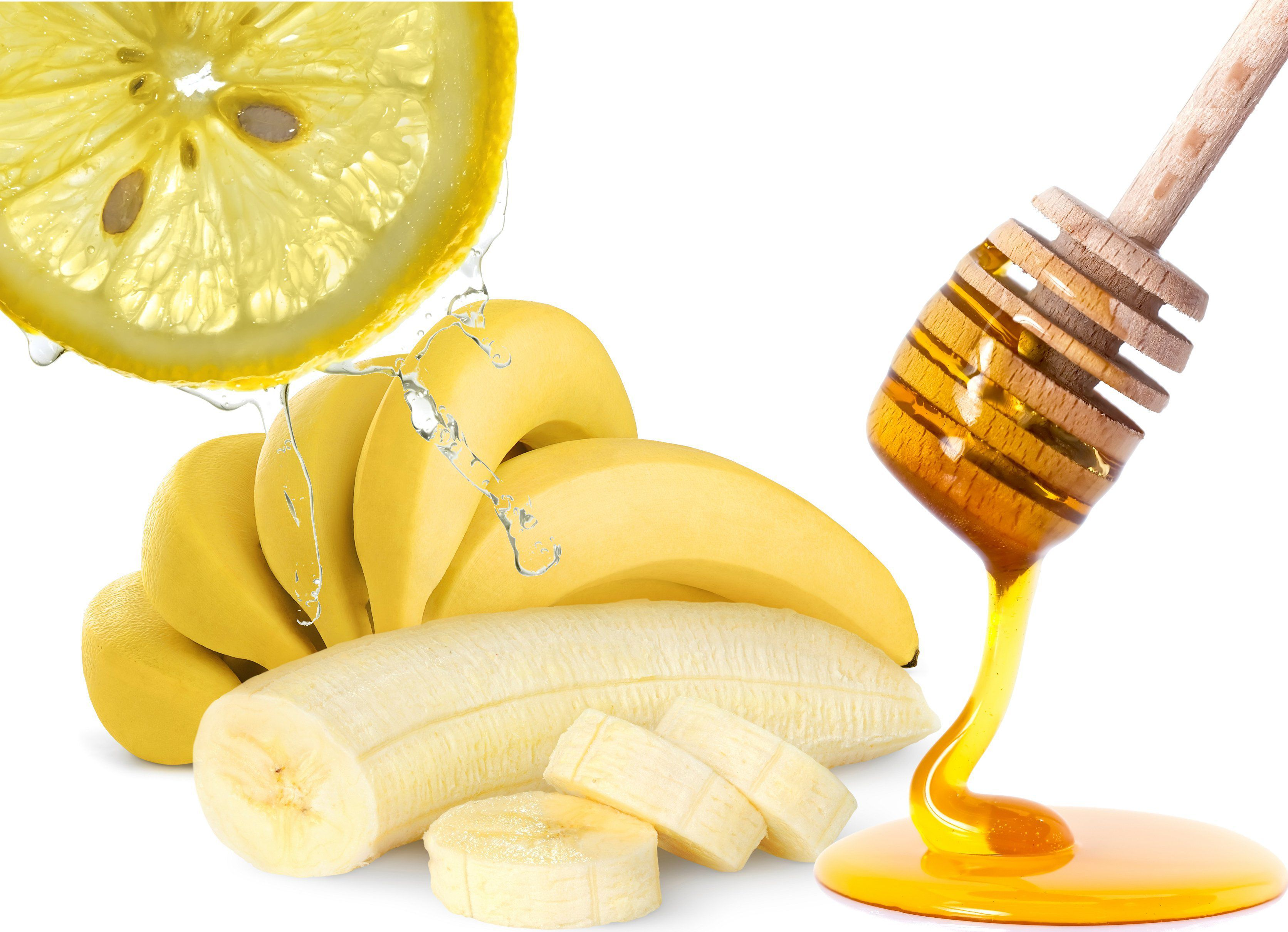 الموز والعسل