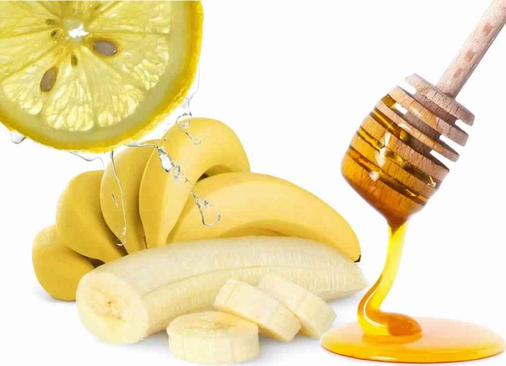خلطة الموز