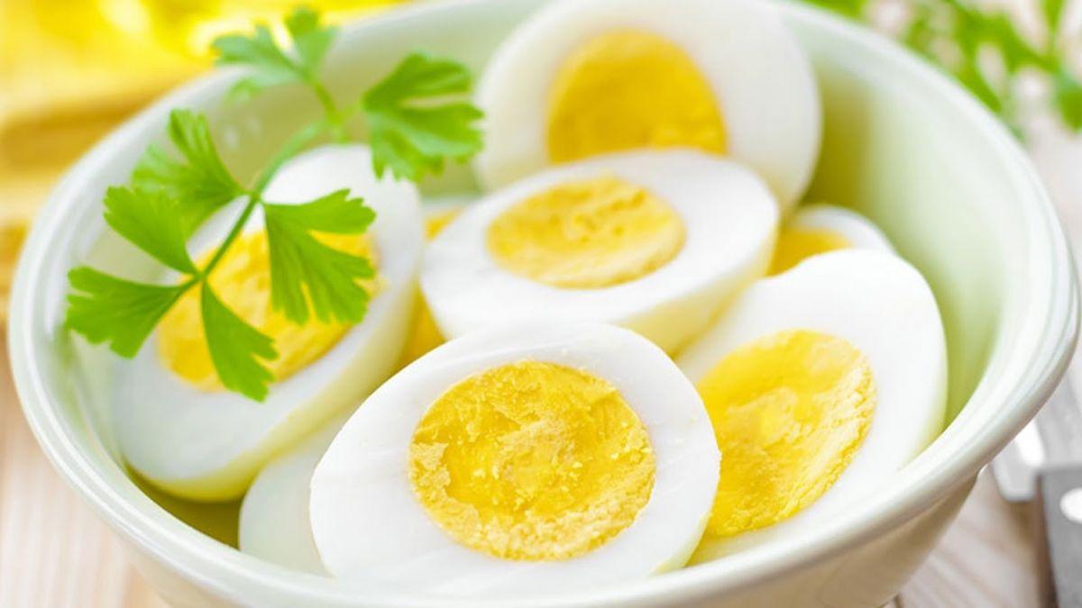 البيض لشد البشرة
