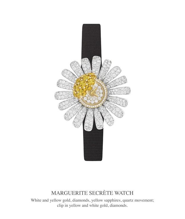 ساعة فان كليف اند أربلز Van Cleef&Arpels