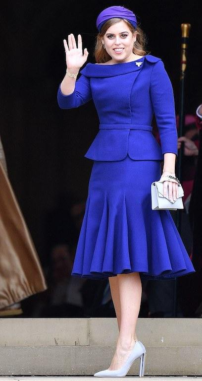 الأميرة بياتريس في تصميم من رالف أند روسو: