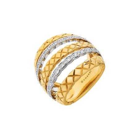 خاتم الماس من شانيل