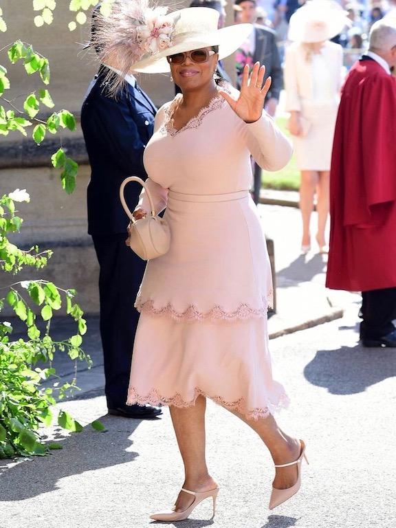 أوبرا وينفري في فستان من ستيلا مكارتني