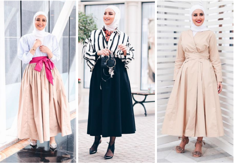 a7519ada0 هذه فقط بعض النماذج، حيث مازال هنالك الكثير من النساء العربيات الملهمات  والمبدعات في عالم الموضة وفي مختلف مجالات الحياة.