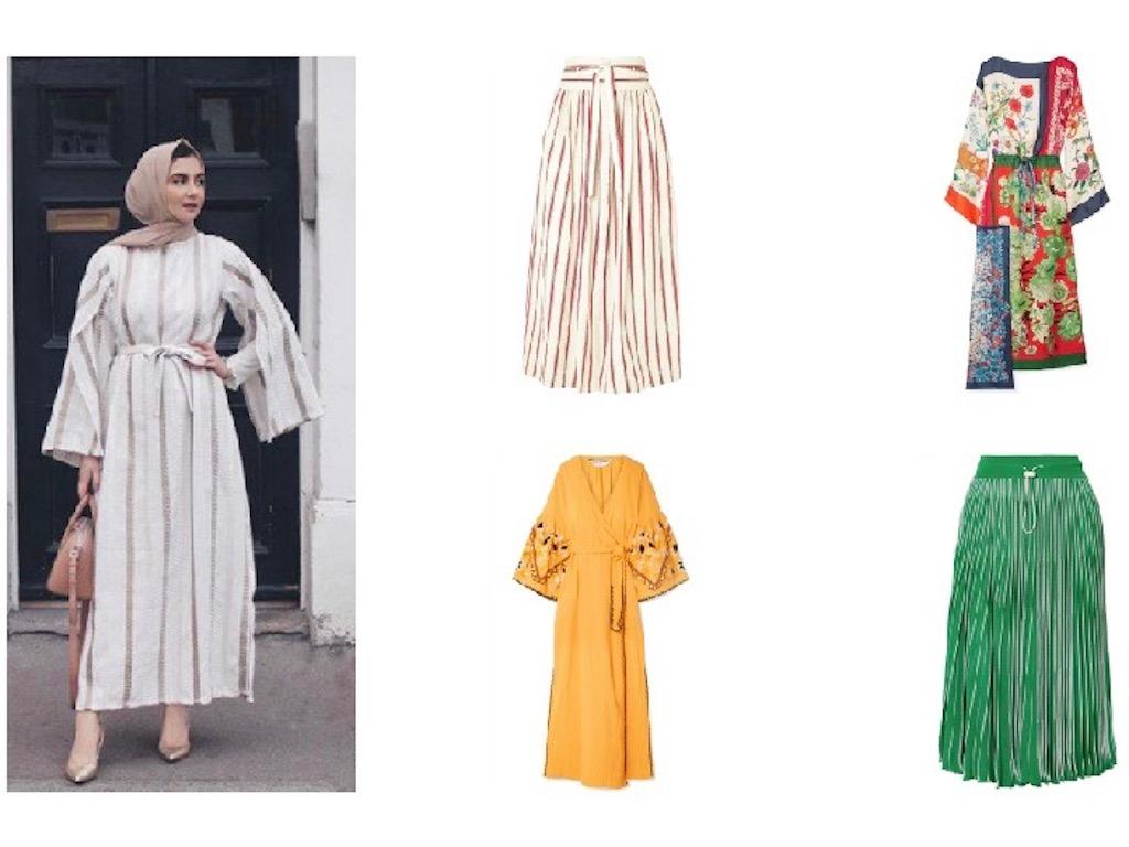 التنانير والفساتين الماكسي للمرأة السعودية أثناء القيادة