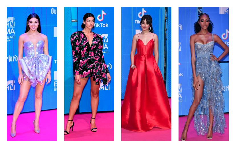 أفضل اطلالات حفل MTV Europe Music Awards