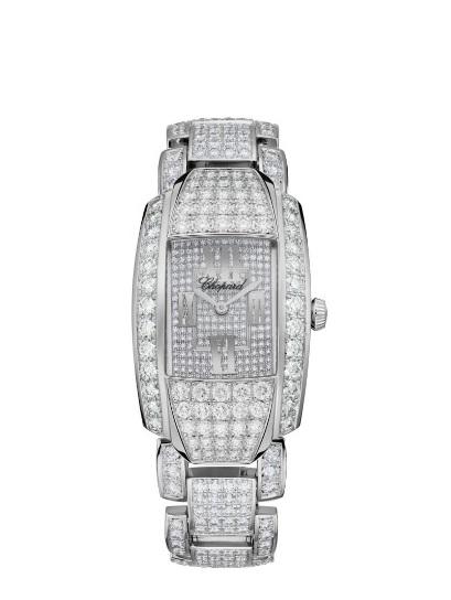 الماس يزين ساعة شوبارد