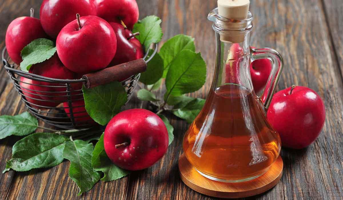 خل التفاح لصحة أظافرك