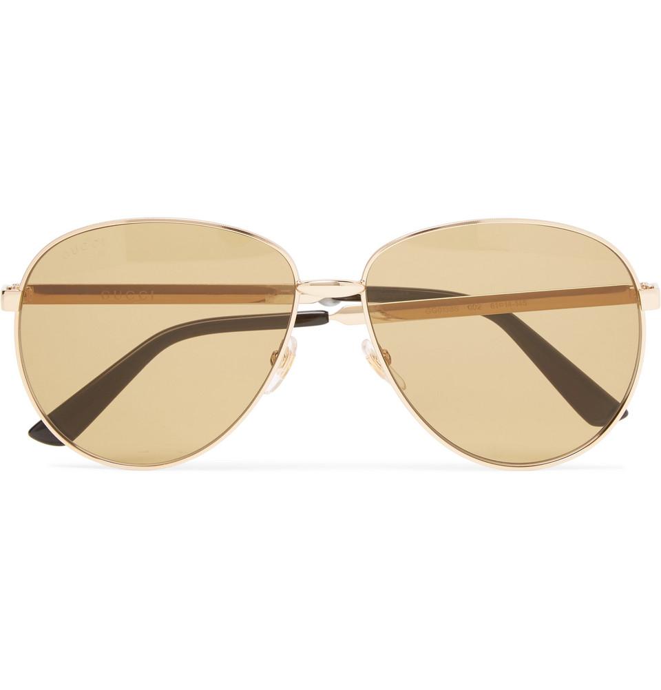 نظارات شمسية من غوتشي Gucci