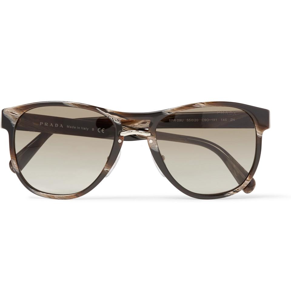 نظارات شمسية من برادا Prada