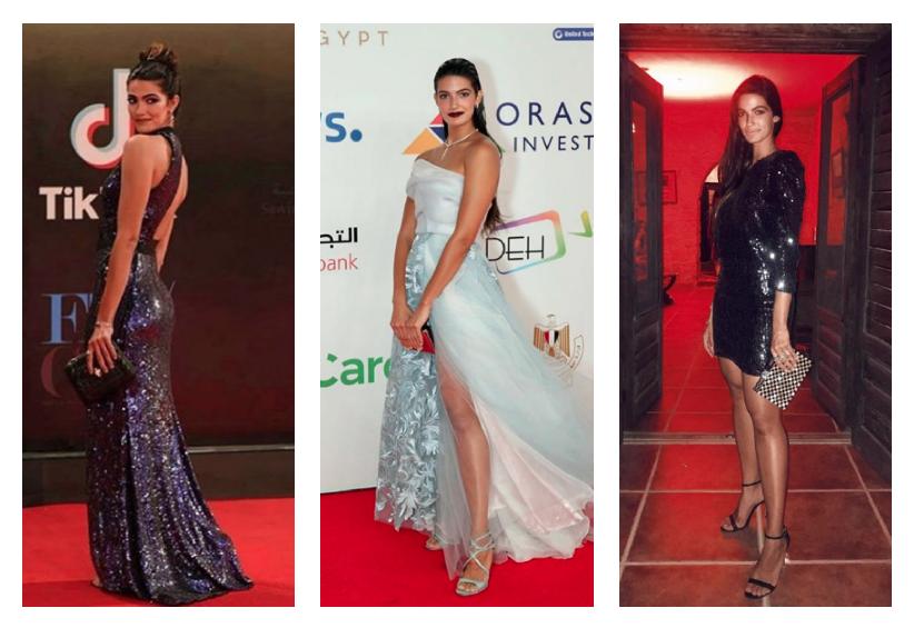 تارا عماد أسلوبها في الموضة أنثوي مع لمسات عصرية