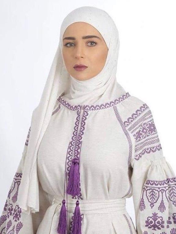مي عز الدين في مسلسل رسايل