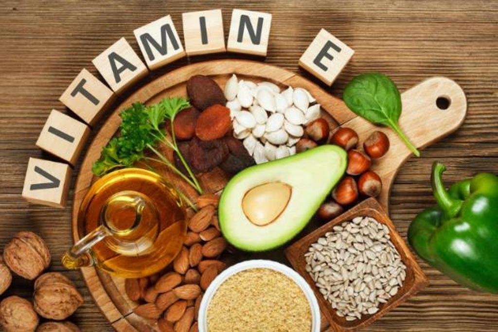 الفيتامين E