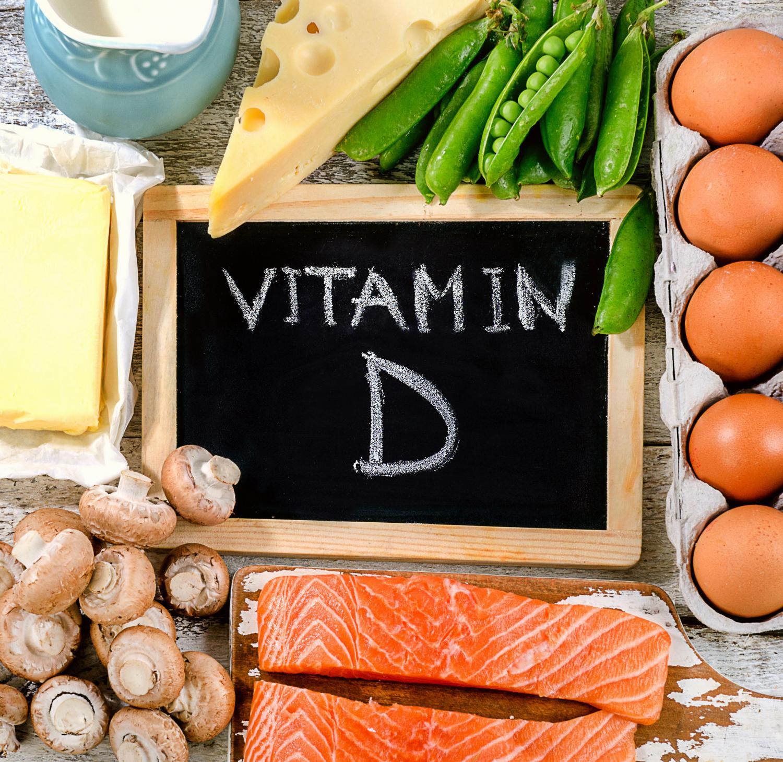 فوائد الفيتامين D