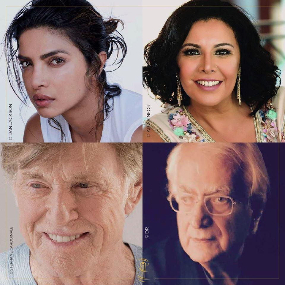 جمهور المهرجان الدولي للفيلم بمراكش