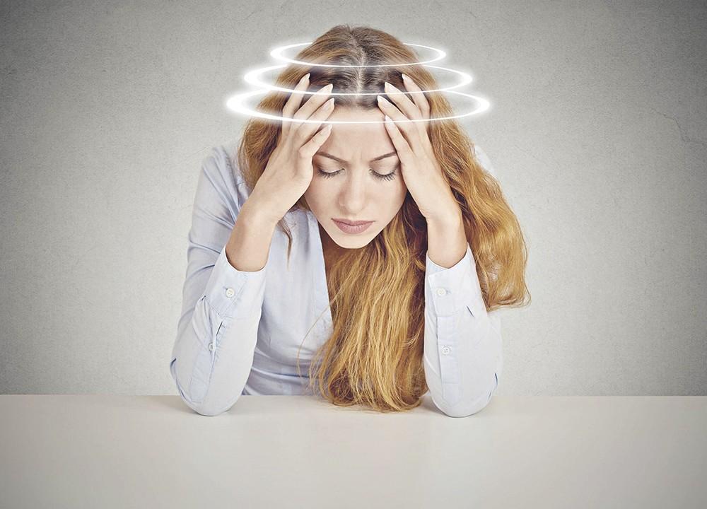 أعراض انخفاض الضغط