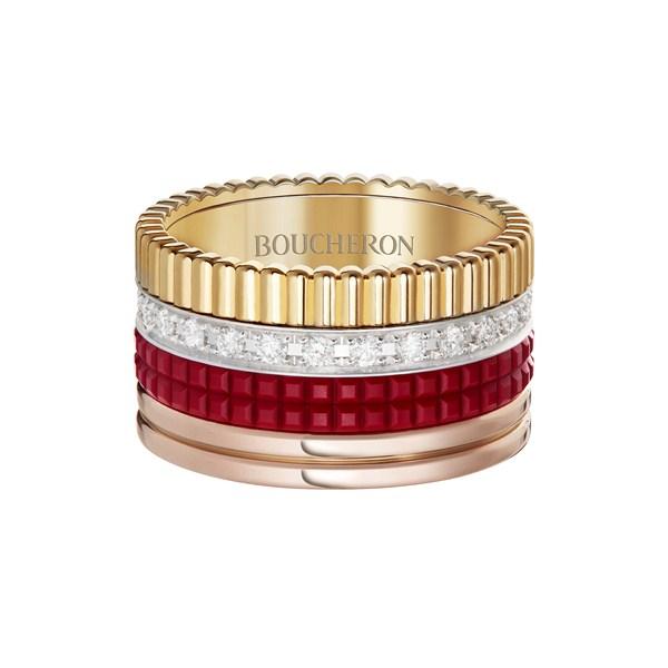 خاتم الزواج من الماس
