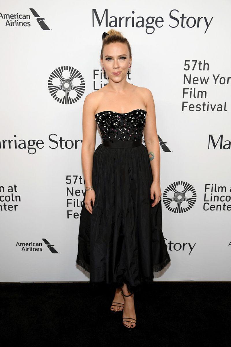 Le plus beau regard de Scarlett Johansson à l'occasion de son 35e anniversaire
