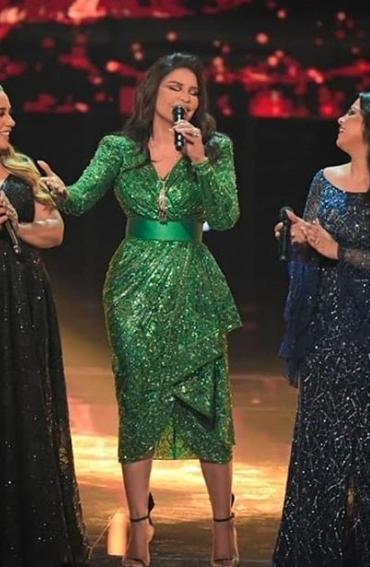 أحلام في فستان من زهير مراد